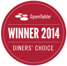 Open-Table-Diners-Choice-Winner
