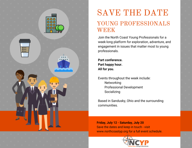 2019 YP Week Save the Date Graphic